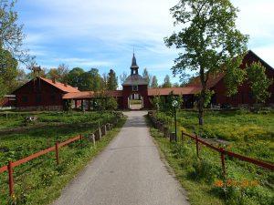 Tunarp Säteri hopp- och fälttävlanskurs 16-18 oktober 2020